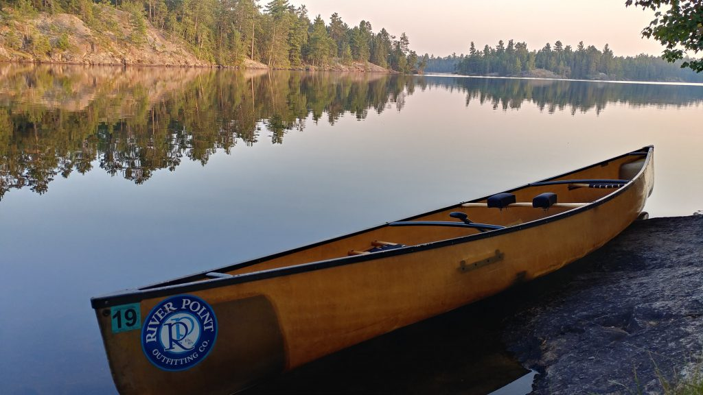 Ely MN Vacation Home Rentals-Canoeing-River Point Resort-Birch Lake