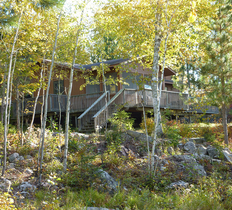 Minnesota Vacation Home Cabins-Ely MN Vacation Home Rentals-River Point