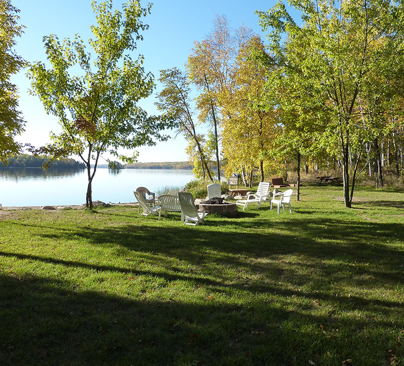 Ely MN Vacation Home Rentals-River Point Resort-Birch Lake