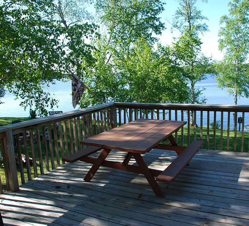 Northern Minnesota Cabins-Log Cabin-River Point Resort-Ely