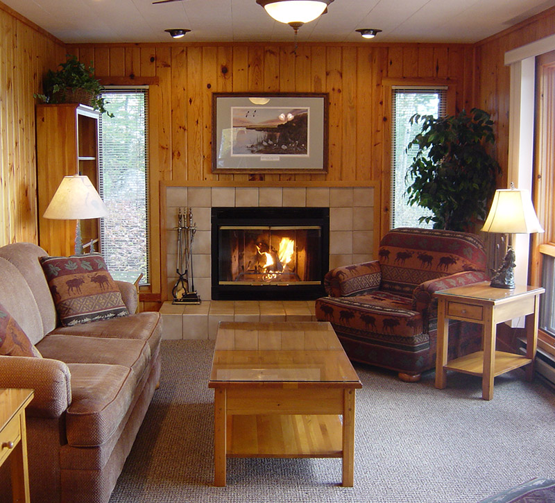 Ely MN Vacation Home Rentals-Ely MN Cabins-Reflections-River Point Resort