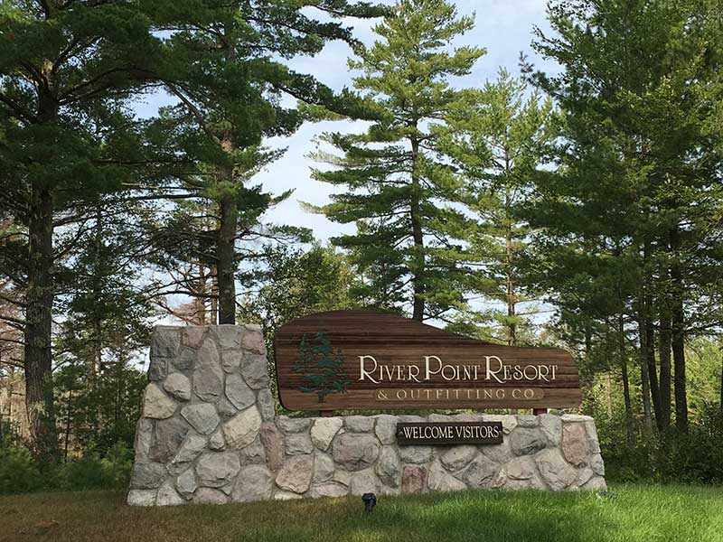 Minnesota Family Resorts-River Point Resort-Birch Lake-Ely MN