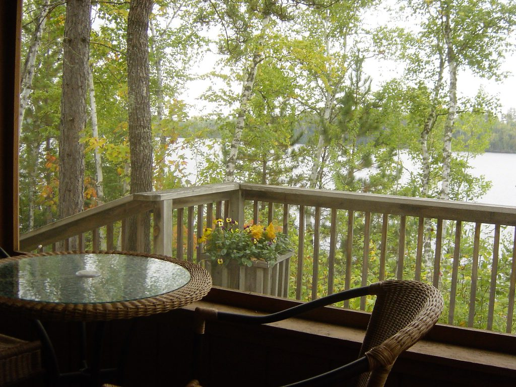 Northern Minnesota Resorts-Summerbreeze Cabin-River Point Resort