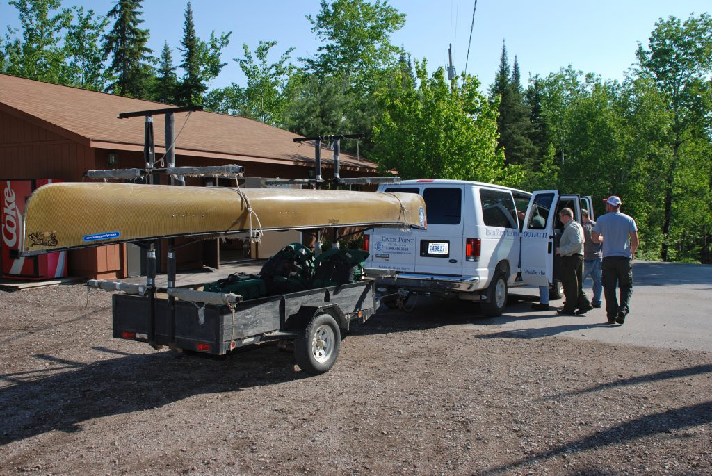 Boundary Waters Canoe Trip- BWCA Overnight Canoe Trip-River Point Outfitting Co.