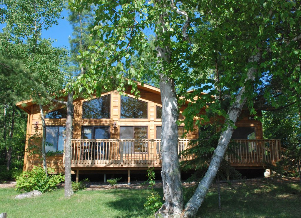 Minnesota Vacation Home Cabins-River Point Resort-Ely Minnesota Cabins