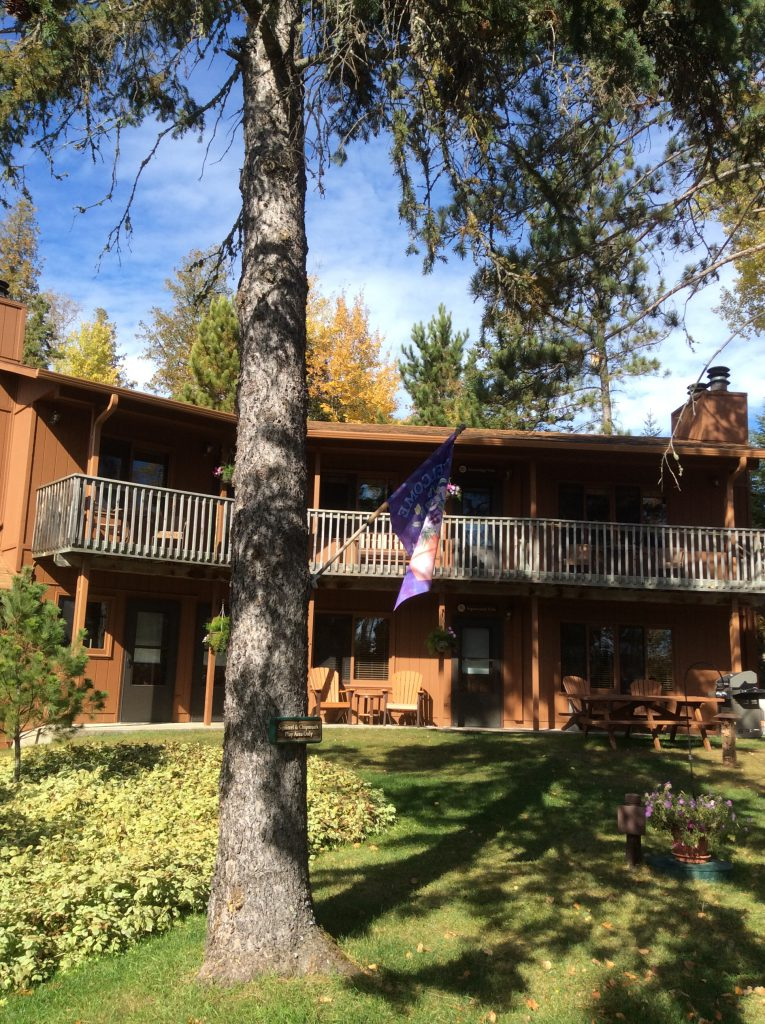 Ely Resort Lodge- Villas at River Point Resort- Birch Lake-Ely MN