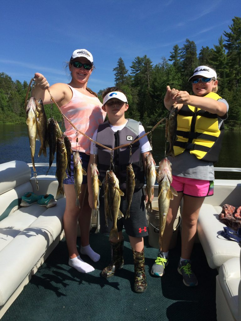 Fishing Resorts Minnesota-Family Fishing-River Point Resort-Ely MN