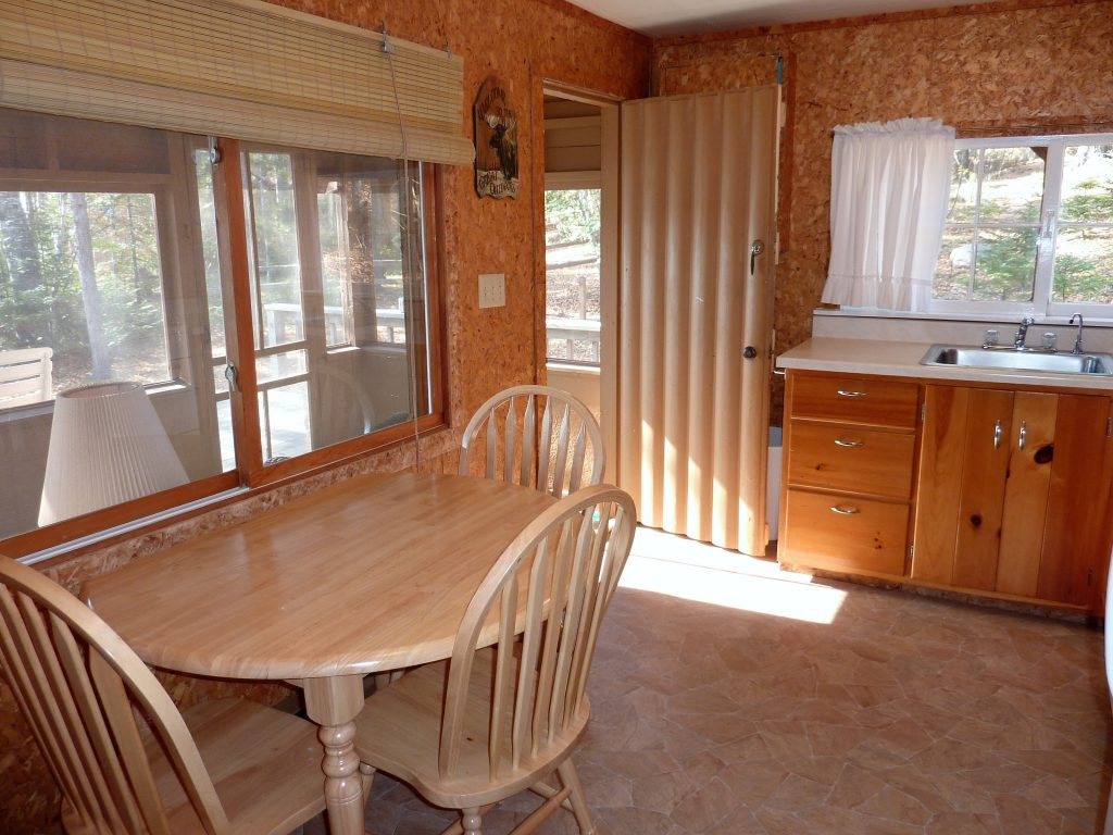 Northern MN Cabins-Hideaway Cabin-River Point Resort