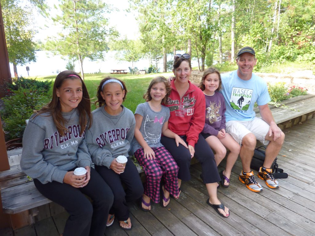Minnesota Family Resort- River Point Resort-Birch Lake-Ely