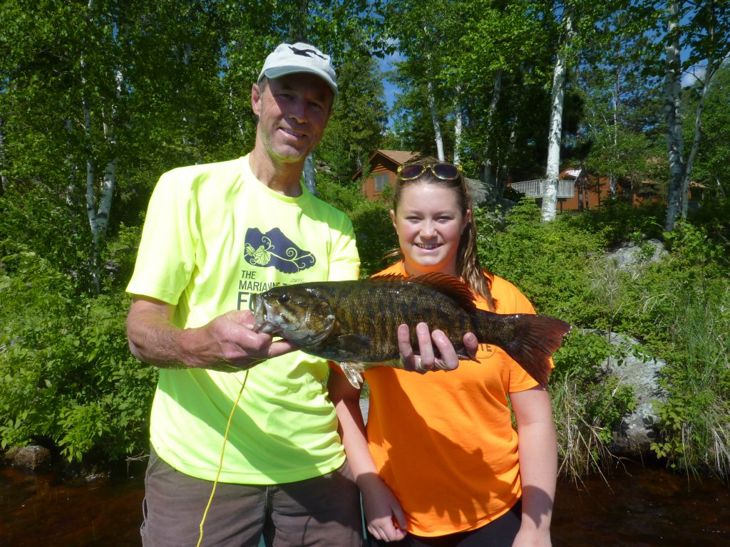 Fishing Resorts Minnesota-River Point Resort-Birch Lake-Ely MN