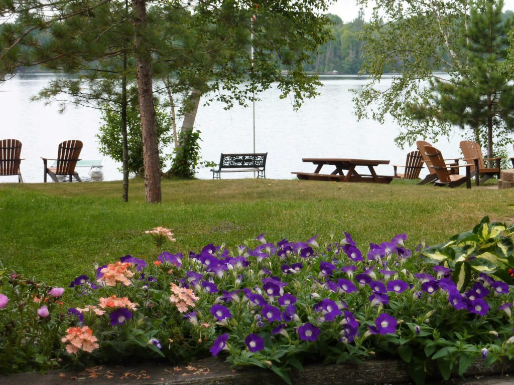 Romantic Minnesota Resorts-Honeymoon Romance Packages-River Point Resort-Birch Lake