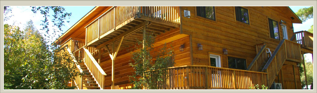 Ely Minnesota Hotels Motels-Chalets at River Point Resort
