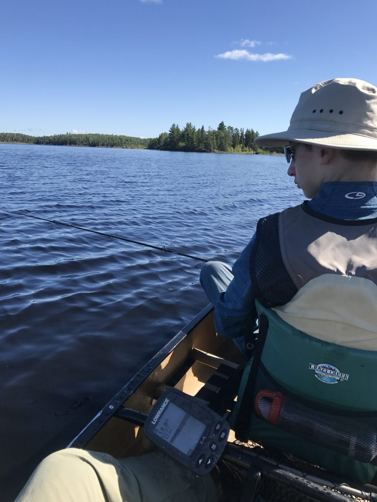 Boundary Waters Guided Day Canoe Fishing Trips-River Point Resort
