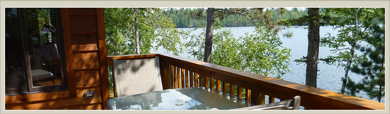 Ely mn cabin rentals the point river point resort for Cabins for rent in minnesota