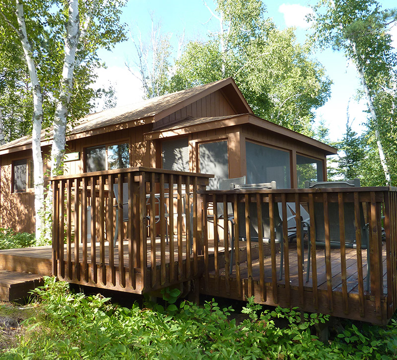 Cabins Northern MN-Summerbreeze Cabin-River Point Resort-Ely