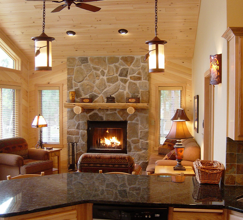 Minnesota Vacation Home Cabins-Romantic Ely Minnesota Cabin Rentals
