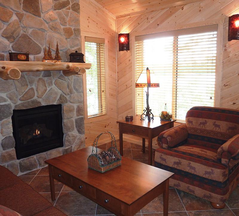 Ely MN Cabin Rentals-Honeymoon Getaway-The Point-River Point Resort