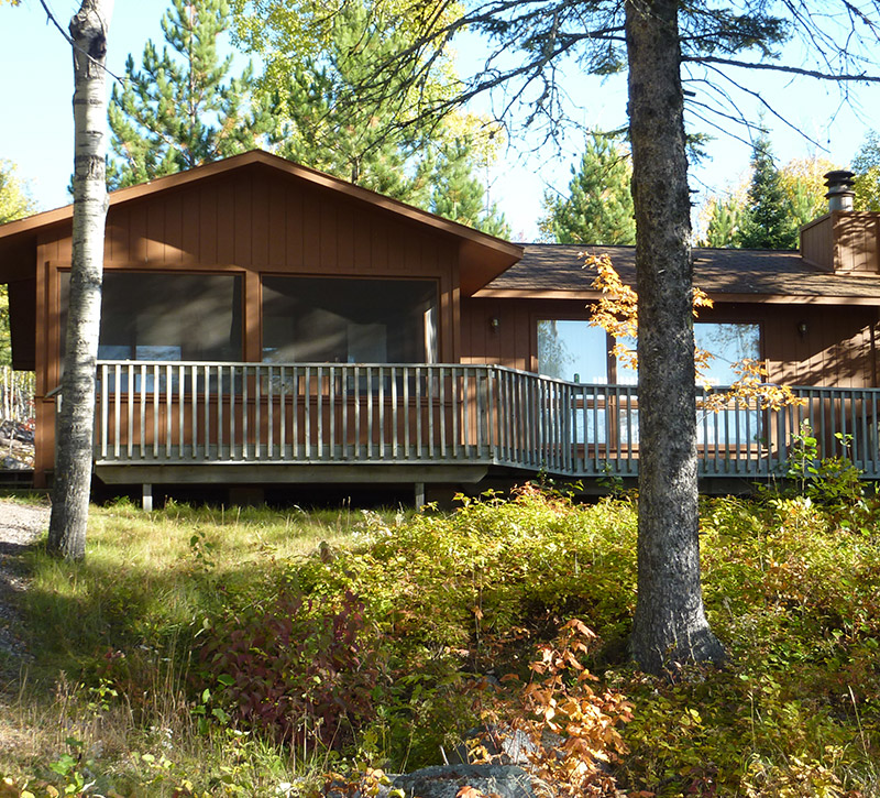 Ely MN Vacation Home Rentals-Ely MN Cabins-River Point Resort
