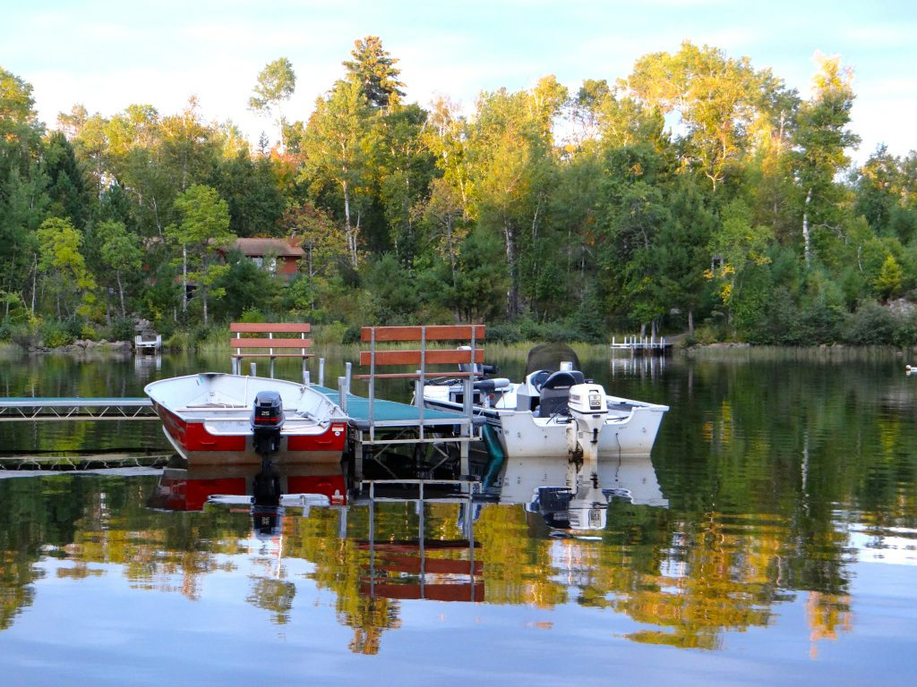 Marina Rentals-River Point Resort-Birch Lake-Ely MN