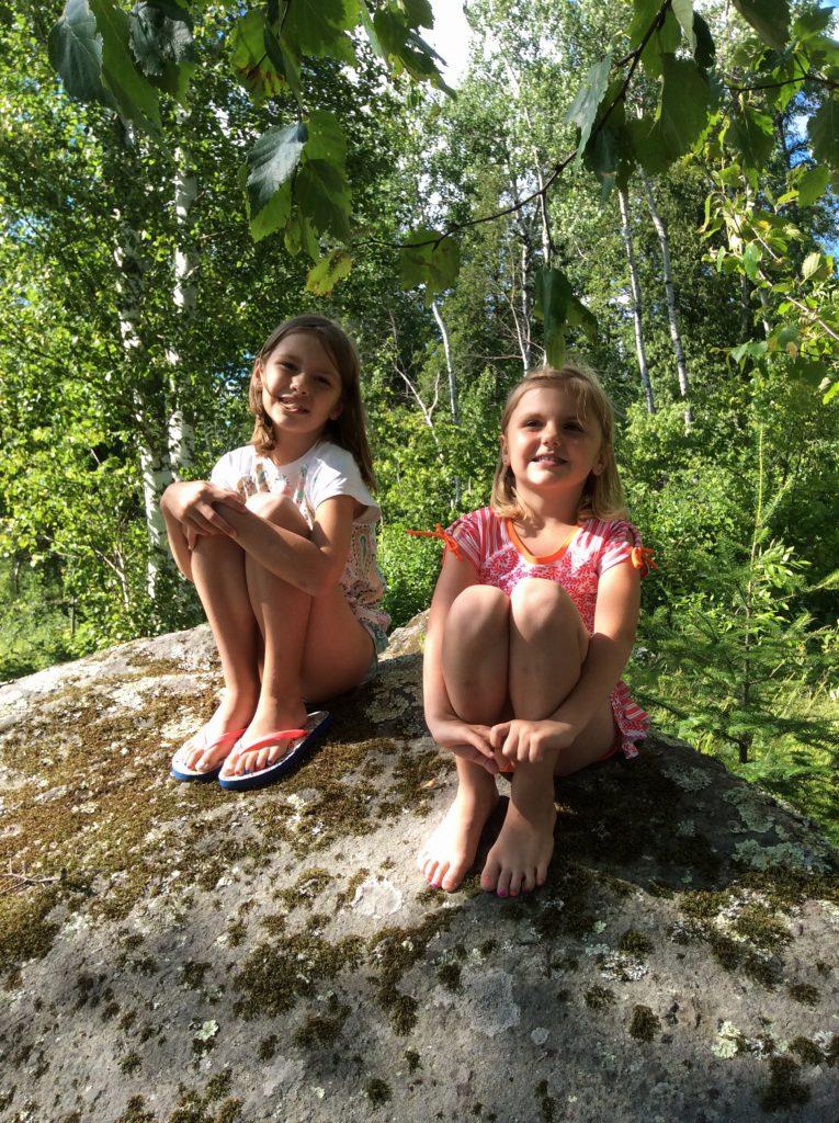 Minnesota Family Resorts-River Point Resort-Birch Lake-Ely MN