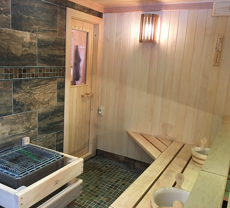 Ely Resorts-Couples Retreats-Family & Fishing Vacation Villas-Sauna