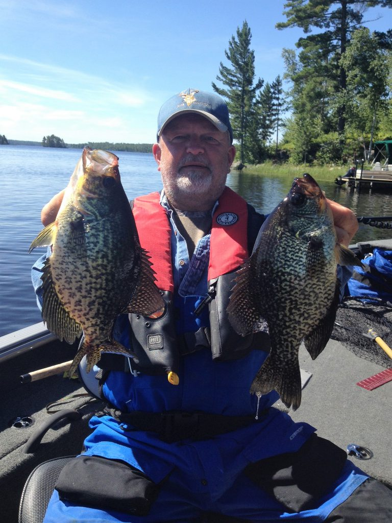 Guided Fishing Trips MN-Birch Lake-River Point Resort-Ely MN