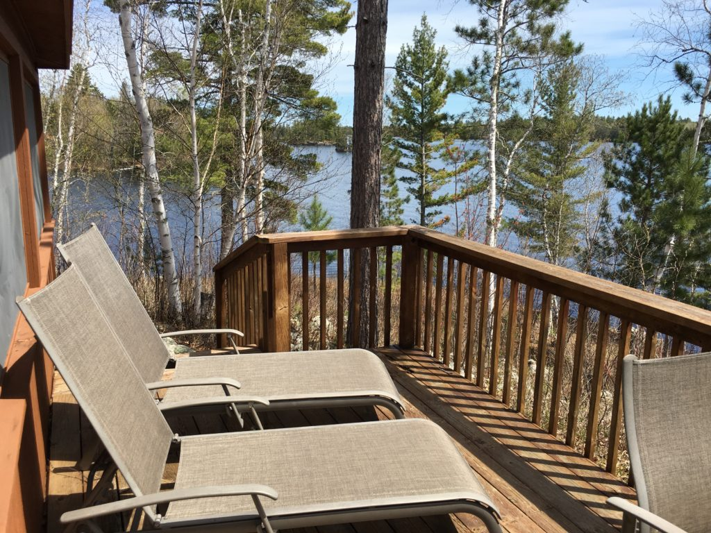 Northern Minnesota Resorts-Summerbreeze Cabin-River Point Resort-Ely