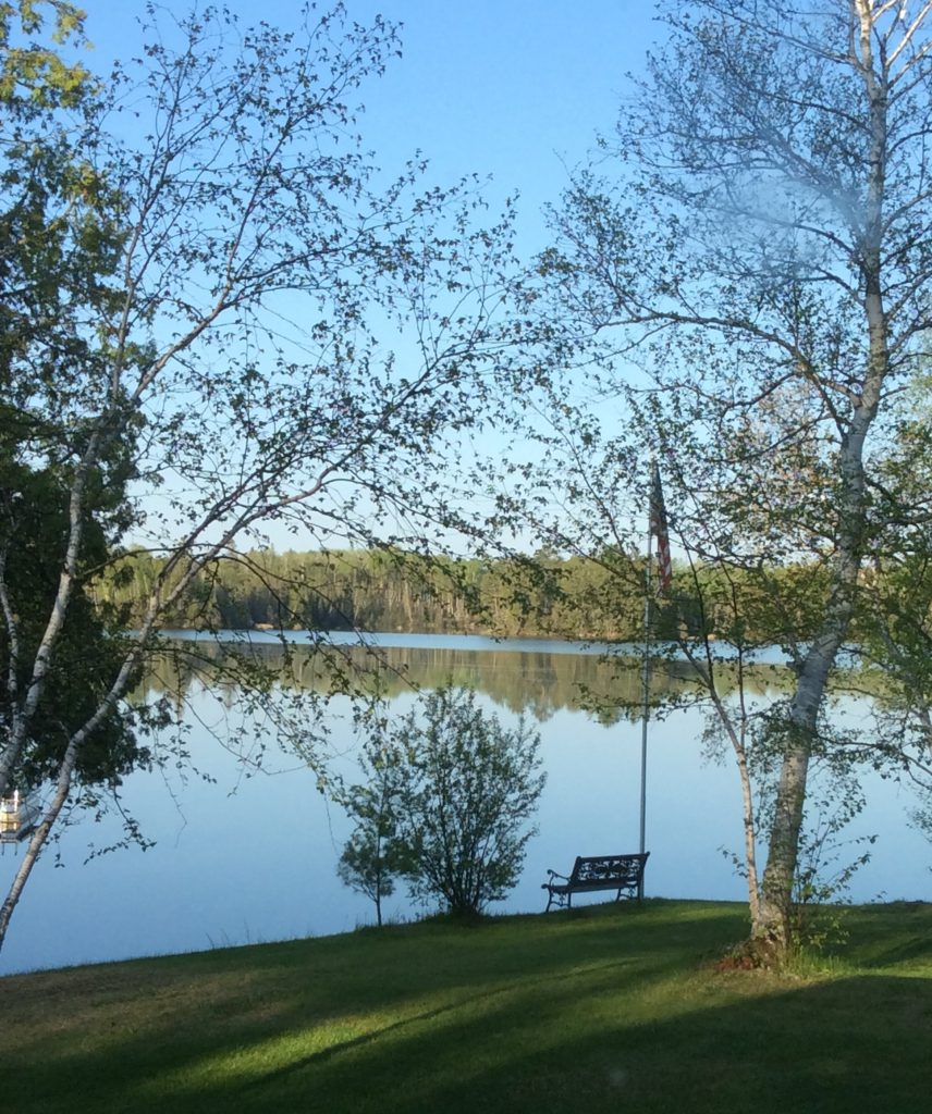 Ely Minnesota Hotels Motels-Tranquil Chalet Lodging at River Point Resort-Birch Lake