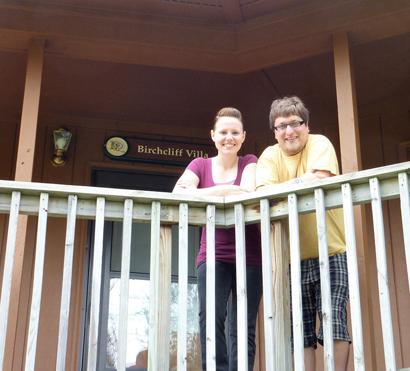 MN Romantic Resort-Romantic Ely Resorts Getaway-Birchcliff Villa-River Point