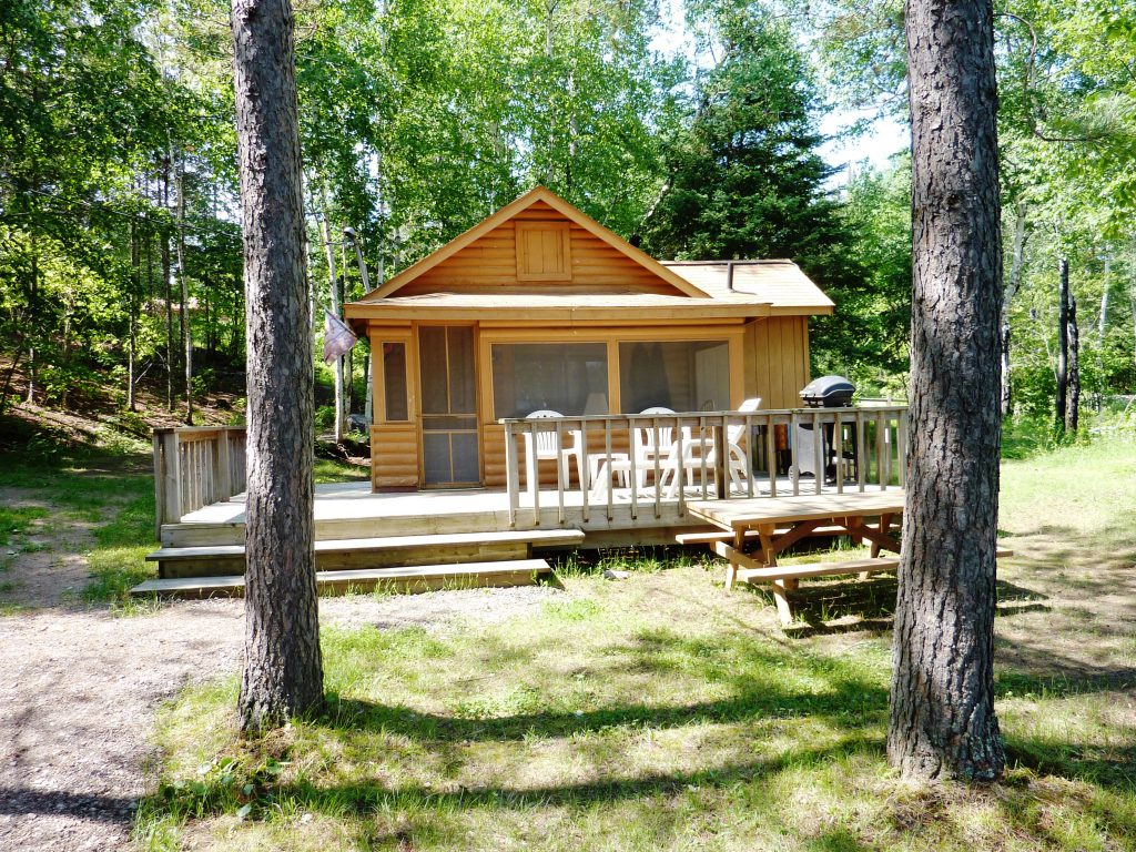 Northern MN Cabins Escape-Lakefront Retreat-Hideaway Cabin