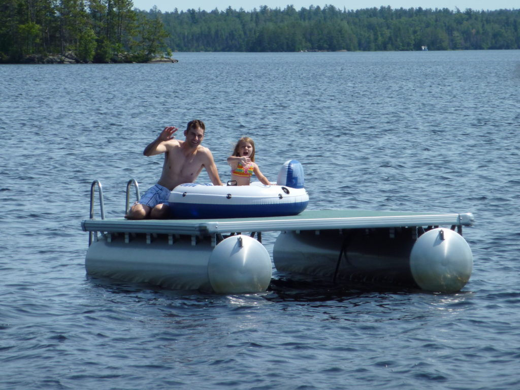 Ely Minnesota Lake Resort- Things To Do-On Water-River Point Resort