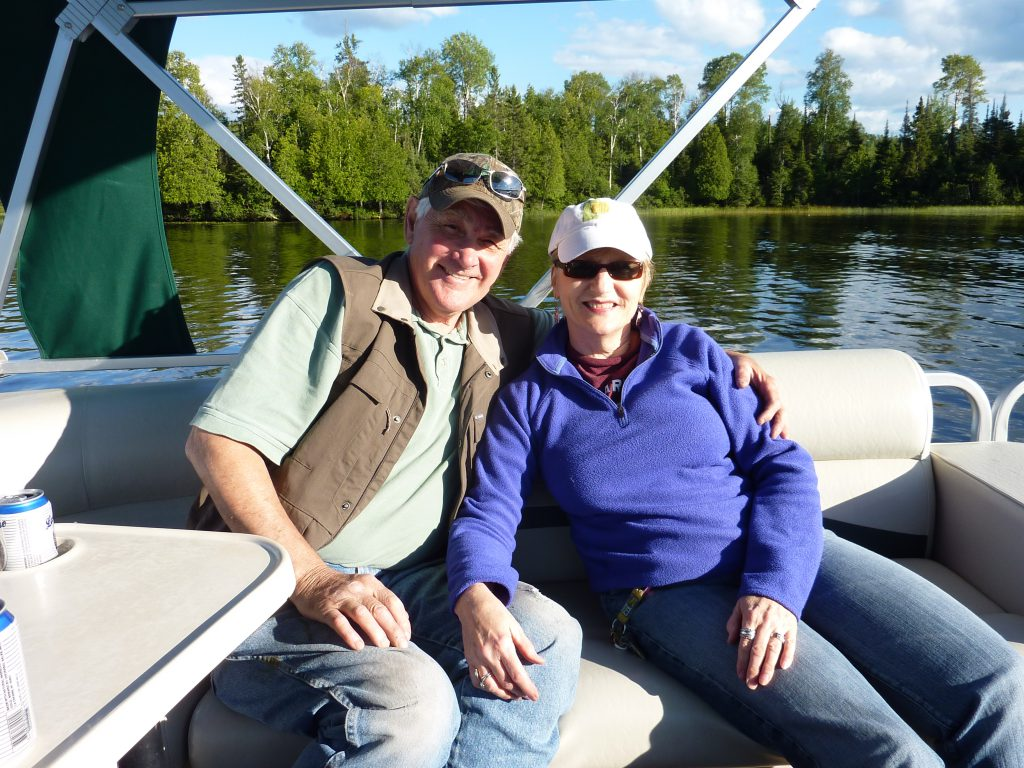 Minnesota Family Resorts- River Point Resort-Steve and Jane Koschak-Ely MN