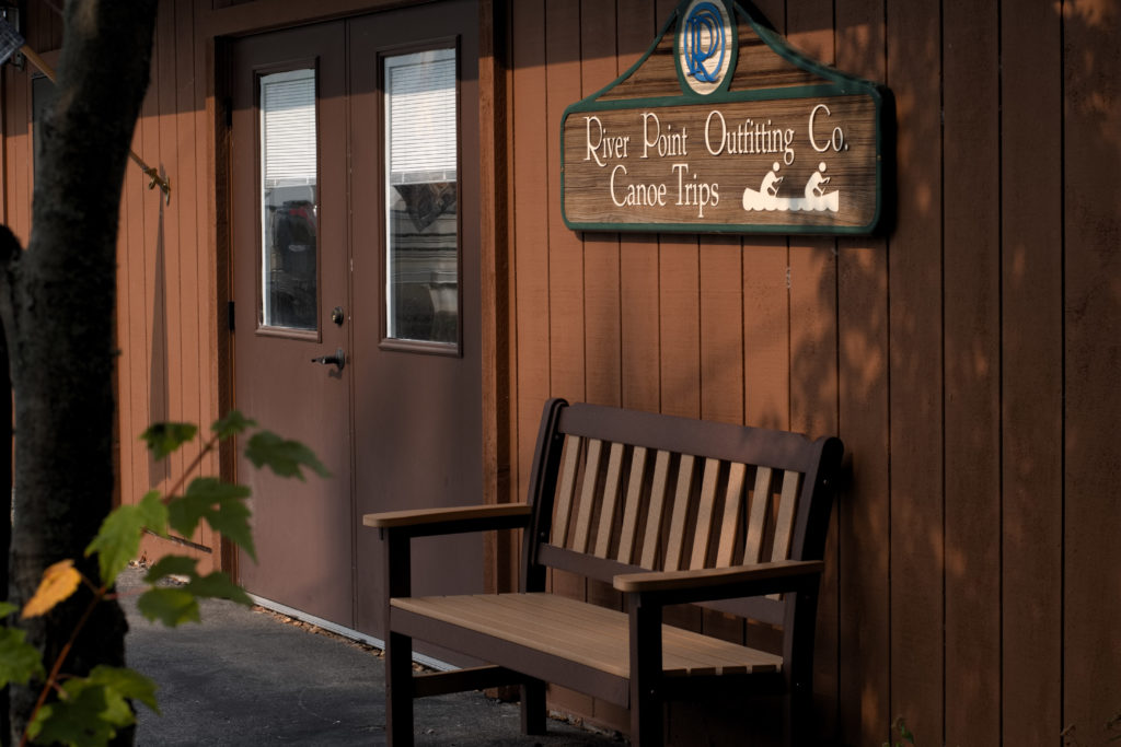 Ely Minnesota Vacation Home Rentals-Ely MN Cabins-Day Canoe Trips-River Point Resort